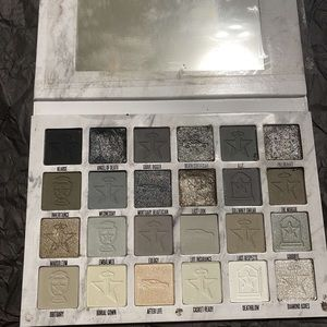 REPRESSED JSC CREAMTED PALETTE
